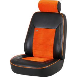 Housses de siège auto  universelles haut de gamme  Premium Simili + Alcantara