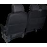 HOUSSE UTILITAIRE SUR MESURE SIMILI CUIR Transporter T6 De 2015 à aujourd'hui