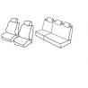 Housses Auto sur Mesure SUZUKI SWIFT  5 Portes De 2005 à 2010