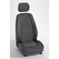 Housse de siège auto sur mesure MIXTE ALCAN + SIMILI automobiles CONFIGUREZ ICI