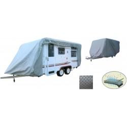 Housse de protection pour caravane 400x230x200cm