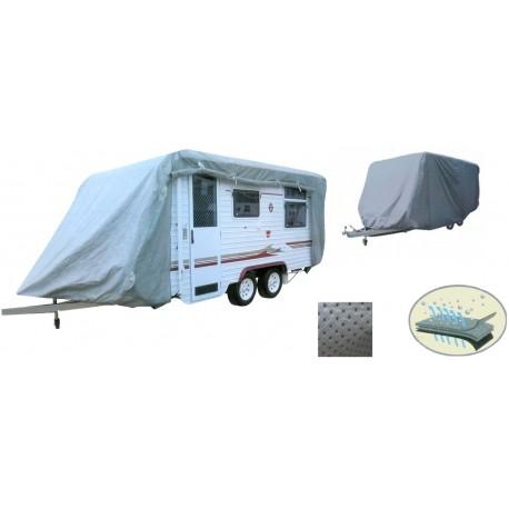 Housse de protection pour caravane 700x240x220cm