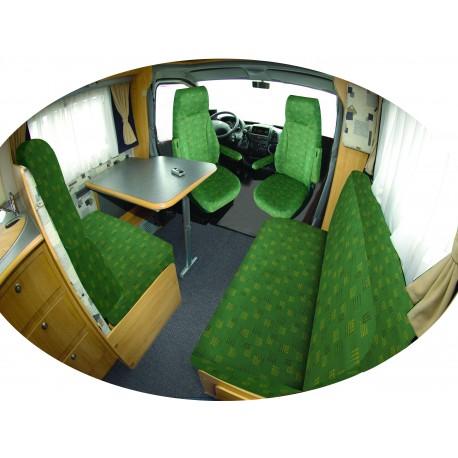 housse de si ge sur mesure pour camping car france housses. Black Bedroom Furniture Sets. Home Design Ideas