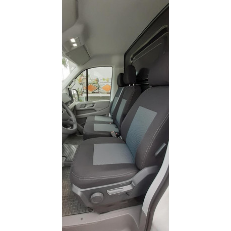 Housses de sièges sur mesure utilitaires  Mercedes Vito  De 2003 à  11 2014