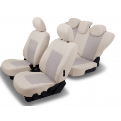 Housse de siège auto sur mesure  Renault Espace 5  de  2015 à aujourd'hui