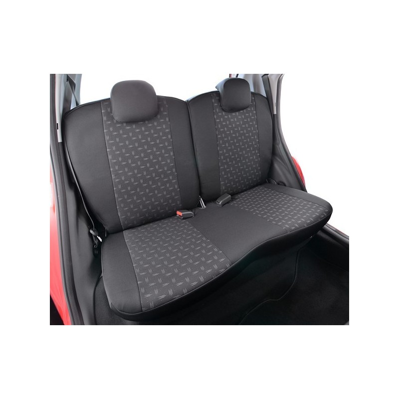 housses de si ge auto sur mesure toyota aygo. Black Bedroom Furniture Sets. Home Design Ideas