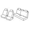 Housses sièges auto sur mesure Suzuki Vitara Premium de 2015 à aujourd'hui