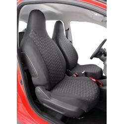 Housse de siège auto sur mesure privilège Peugeot 108