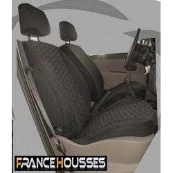 Housse de siège auto  sur mesure Privilège  Dacia Duster  12  2017 à aujourd'hui