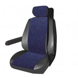 Housse de  siège chauffeur utilitaire jeans