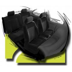 Housse  de siège auto  sur mesure DAMIER automobile CONFIGUREZ ICI