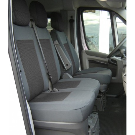 Housse de siège sur mesure utilitaire Trucks  Nissan N V 400 De 04.2010 à aujourd'hui )