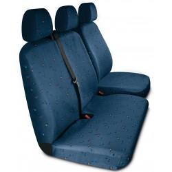 Housses de sièges sur mesure utilitaires Mercedes Vito De 2014 à aujourd'hui