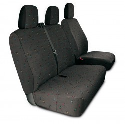 Housses de sièges sur mesure utilitaires Volkswagen Transporter T4 De 1990 à 04 / 2002