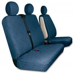 Housses de siège sur mesure utilitaires  Nissan Interstar De 2003 à 2009