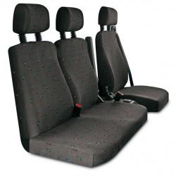 Housses de sièges sur mesure utilitaires Iveco Euro Cargo De 2002 à aujourdhui
