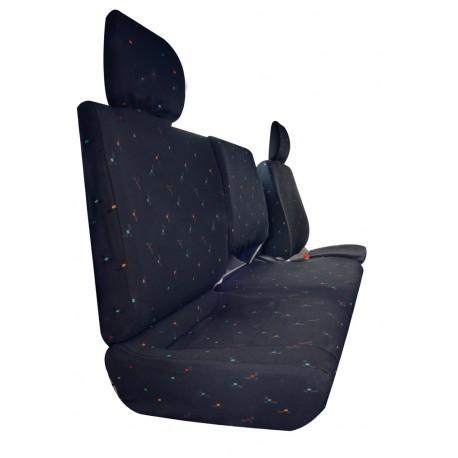 Housses de sièges sur mesure utilitaires Renault Maxity Nissan Cabstar De 2014 à aujourd'hui