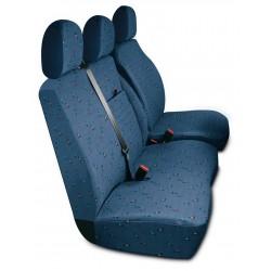 Housses de sièges sur mesure utilitaires Toyota Proace De 2007 à 2016
