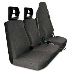 Housses de sièges sur mesure utilitaires Iveco Euro Cargo De 2008 à aujourdhui