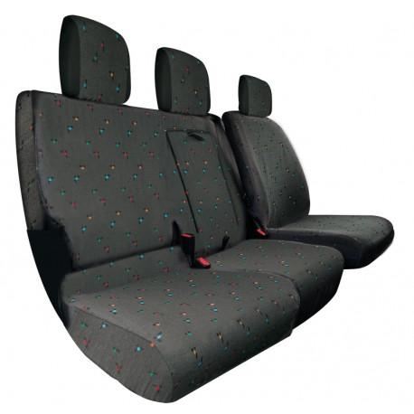Housses de sièges sur mesure utilitaires Toyota Proace a partir de 2016