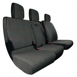 Housses de sièges sur mesure utilitaires Jumpy Expert à partir de 2016