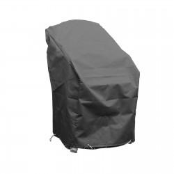 Housse de protection chaises empilables Longueur 70 cm Largeur 65 cm Hauteur 70 cm