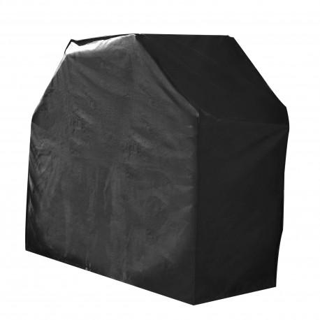 Housse de protection pour barbecue haute qualité , Longueur 125 x Largeur 75 x Hauteur 95