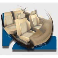 Housse de siège auto sur mesure AVORIO automobile CONFIGUREZ ICI