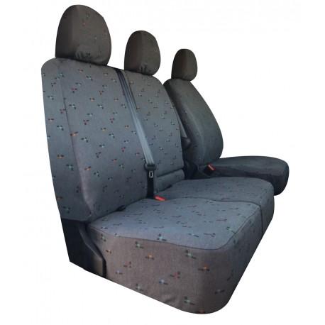 Housses de sièges  sur mesure utilitaires MAN TGE De 2017 à  aujourd'hui
