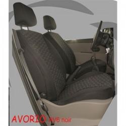 Housse de siège auto sur mesure Privilège  Renault Captur de 2013 à 11 / 2019