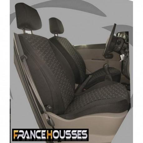 Housse de siège auto sur mesure Privilège Peugeot 208 De  2012 à aujourd'hui