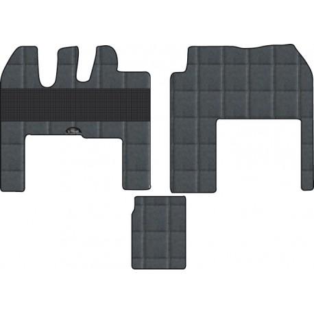 Tapis  sur mesure  pour poids lourds Renault MAGNUM  base passager 59 cm