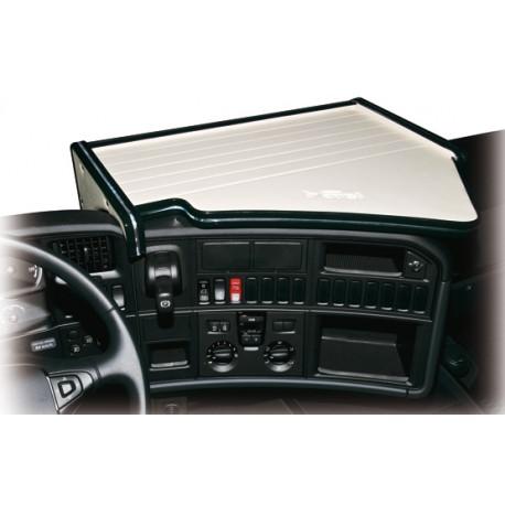Tablette de tableau de bord pour camion poids lourds DAF XF 95