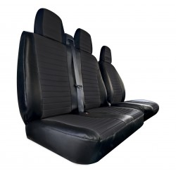 Housses de sièges Simili sur mesure utilitaires Opel  Movano De 2003 à 2009