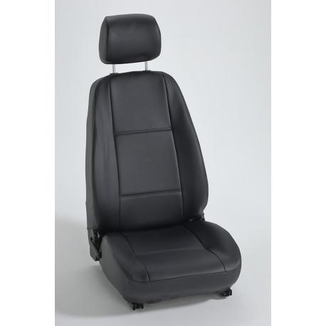 Housse de siège  auto sur mesure SIMILI Partner Tepee De 05 2008  a 09/2018 FIN DE SERIE 3 SIEGES ARRIERE