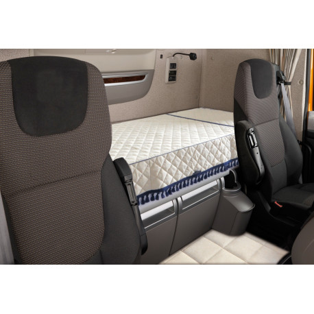 Couvre lit pour camion Mercedes Actros  à partir de 2012