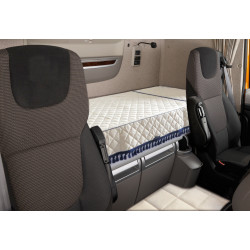 Couvre lit pour camion IVECO STRALIS Cabine Active Space