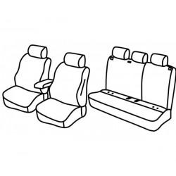 Housses Auto sur Mesure  Seat Ibiza  Excellence , Style