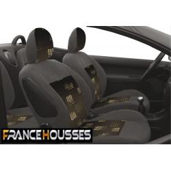 Housse de siège auto sur mesure Privilège   Renault Megane 2 Fin de série
