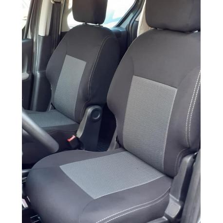 Housses utilitaires Mercedes Citan De 2012 à aujourd'hui