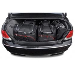 SACS  DE VOYAGE  BMW  SERIE  7 Berline E65 De 2001 à 2008  5 SACS