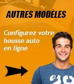 Configurez votre housse auto sur mesure en ligne