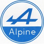 bagages voiture Alpine